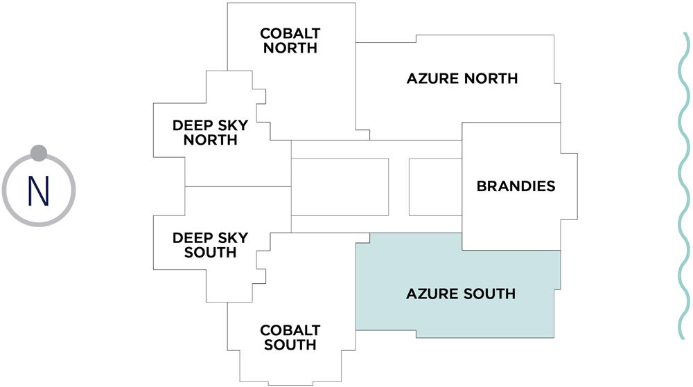 Azure-South-Floorplate-Floorplan-St-Pete-Waterfront-Condominiums