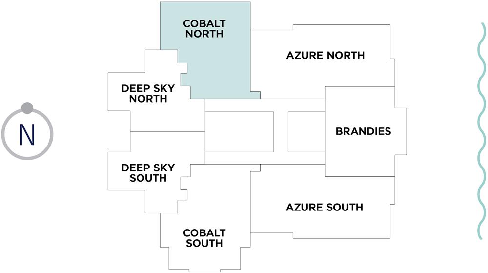 Cobalt-North-Floorplate-Floorplan-St-Pete-Waterfront-Condominiums