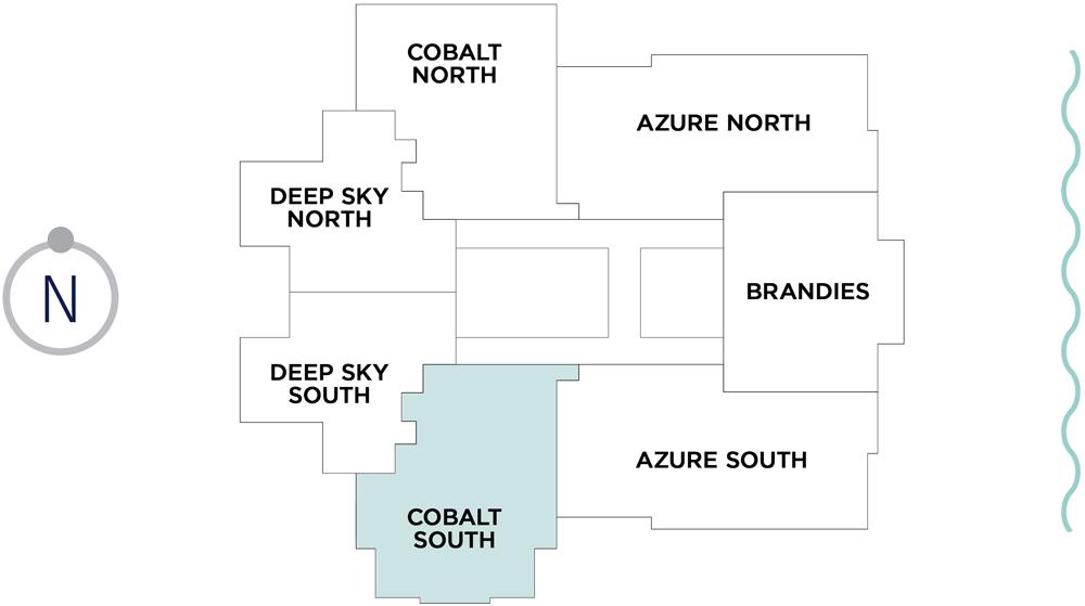 Cobalt-South-Floorplate-Floorplan-St-Pete-Waterfront-Condominiums