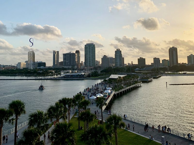 New Pier – St. Pete Pier