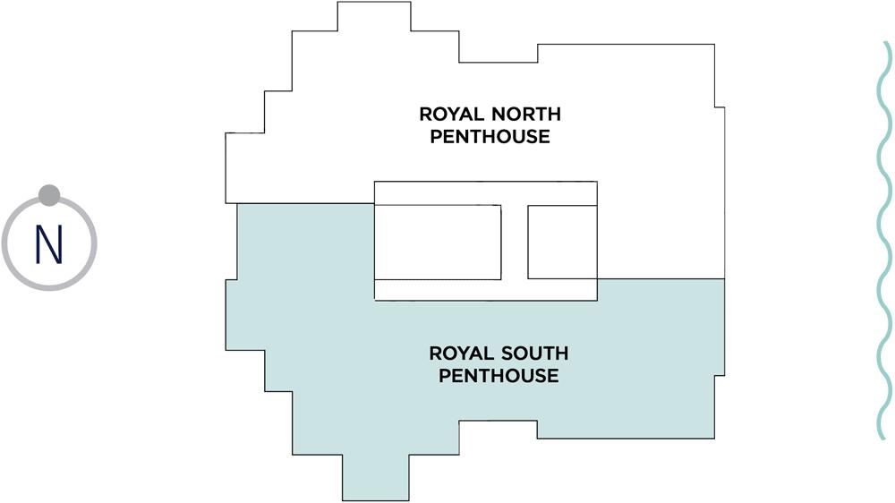 Royal-South-Floorplate-Floorplan-Downtown-St-Petersburg-Condos
