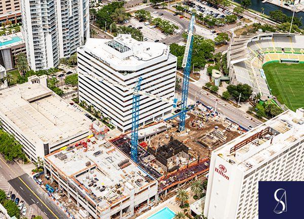 April 2021 Construction Update - Saltaire
