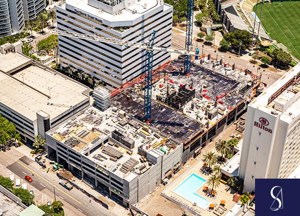 Saltaire June 2021 Construction Update