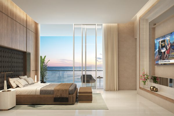Artist's Rendering of North Penthouse Owner's Suite