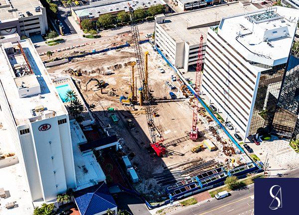 Saltaire October 2020 Construction Update