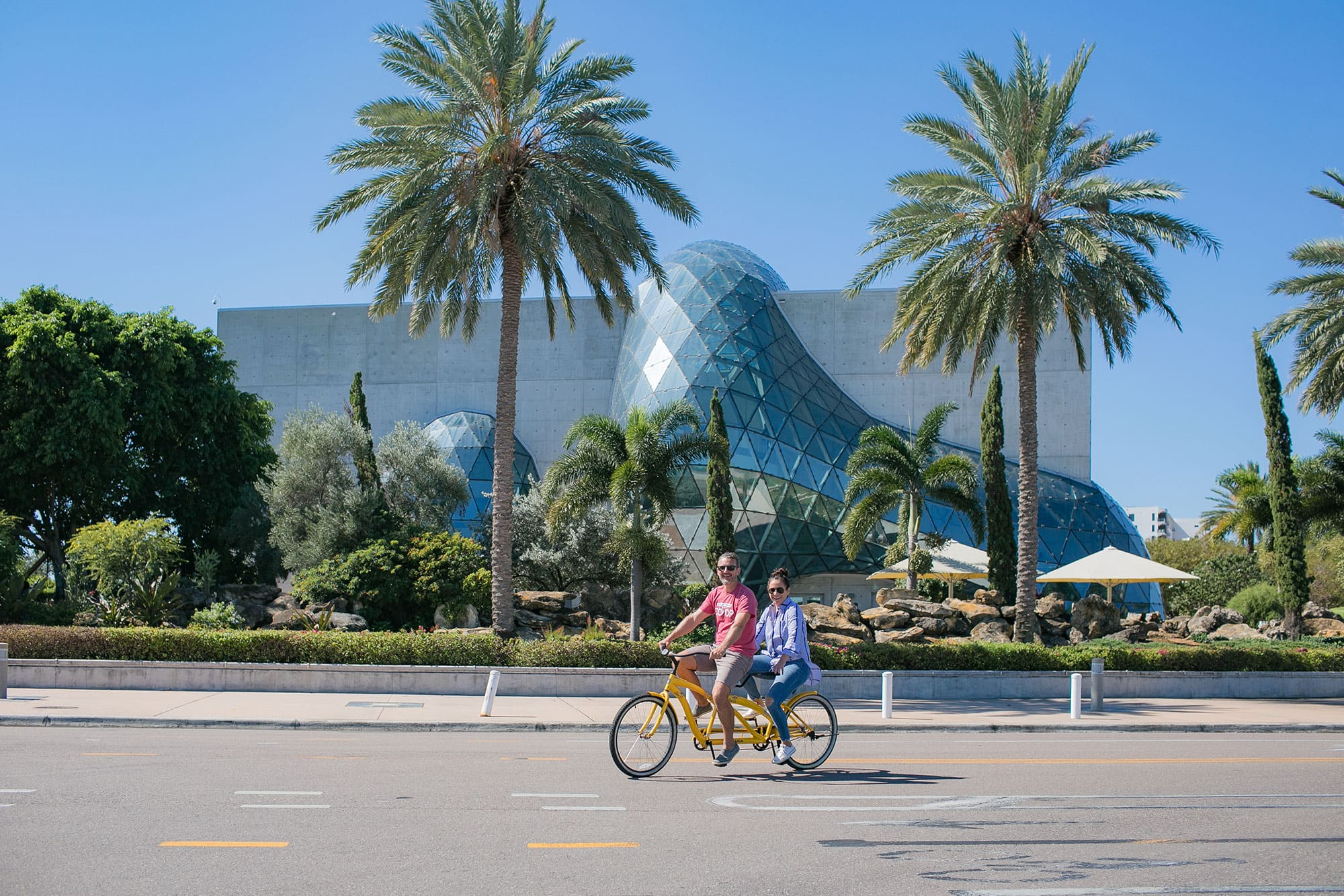 Dali Museum St Petersburg FL