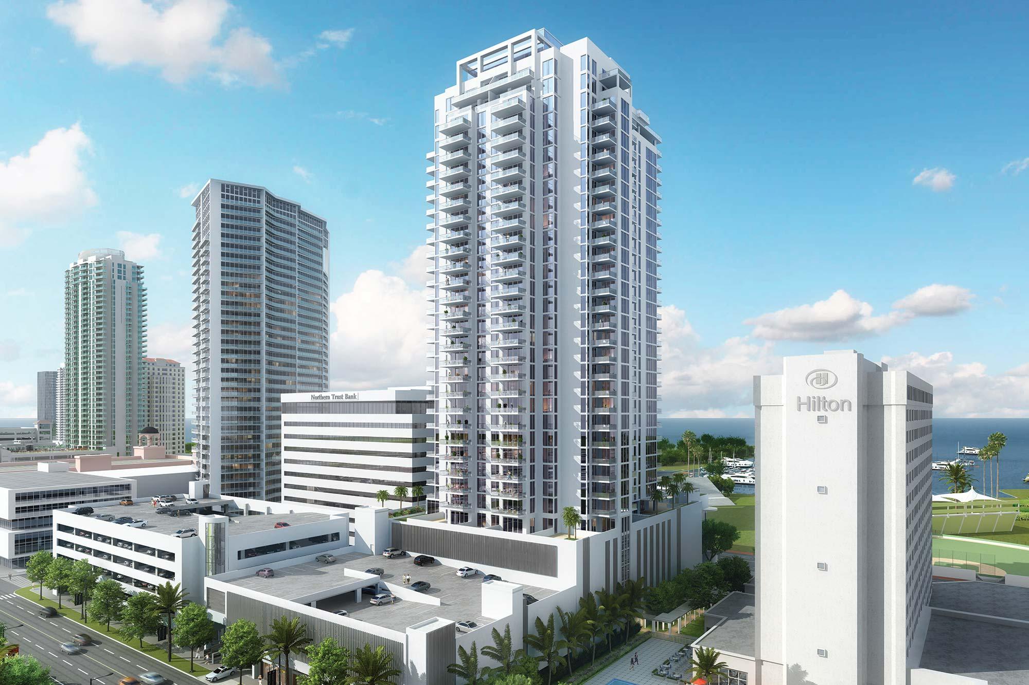 Luxury Waterfront Condos St Petersburg FL