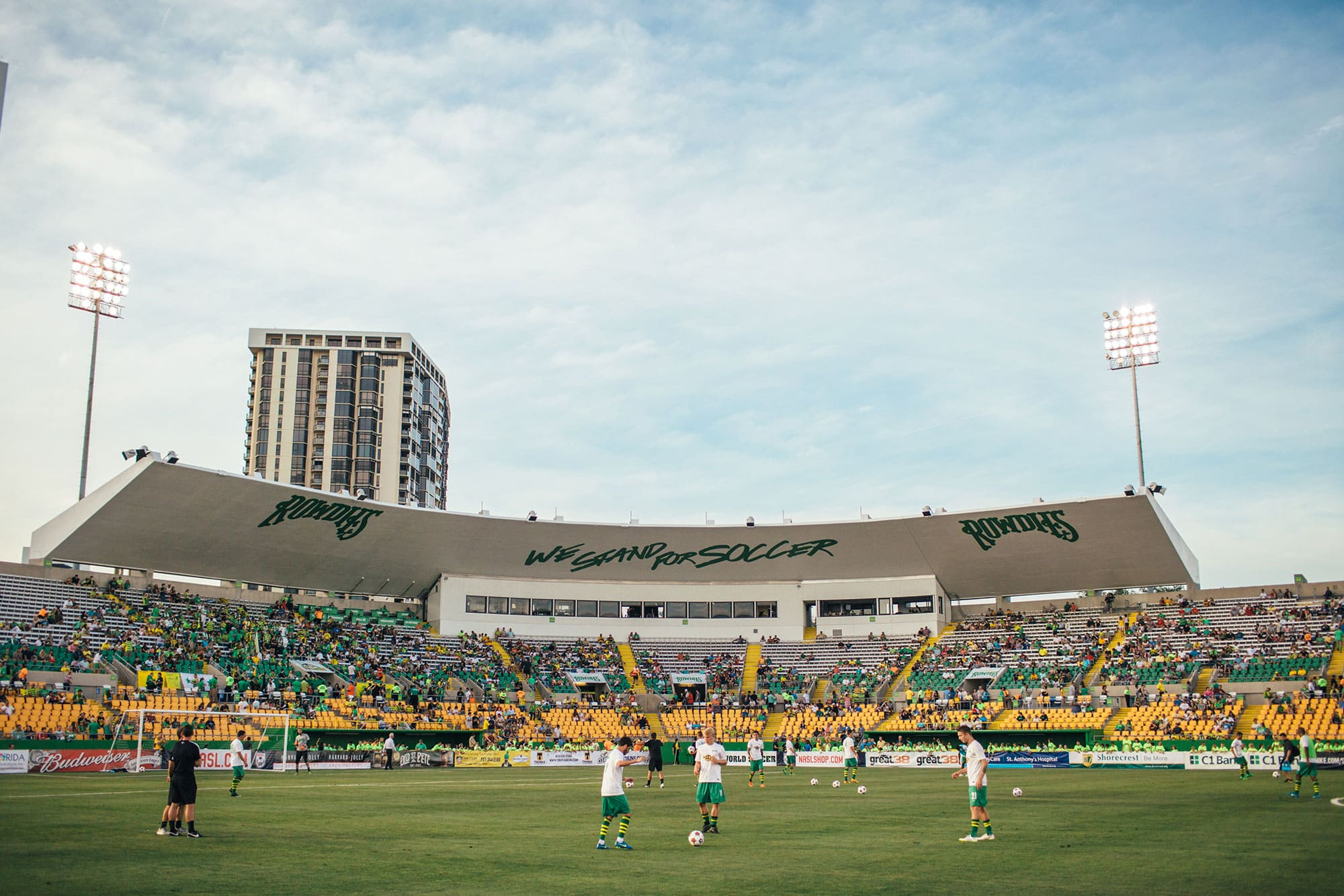 St Petersburg Rowdies Soccer